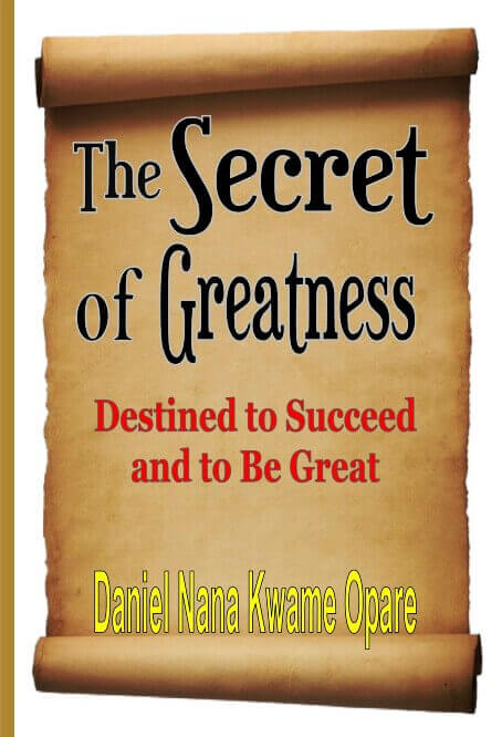 The Secret of Greatness