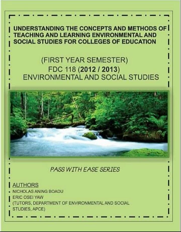 Environmental & Social Studies