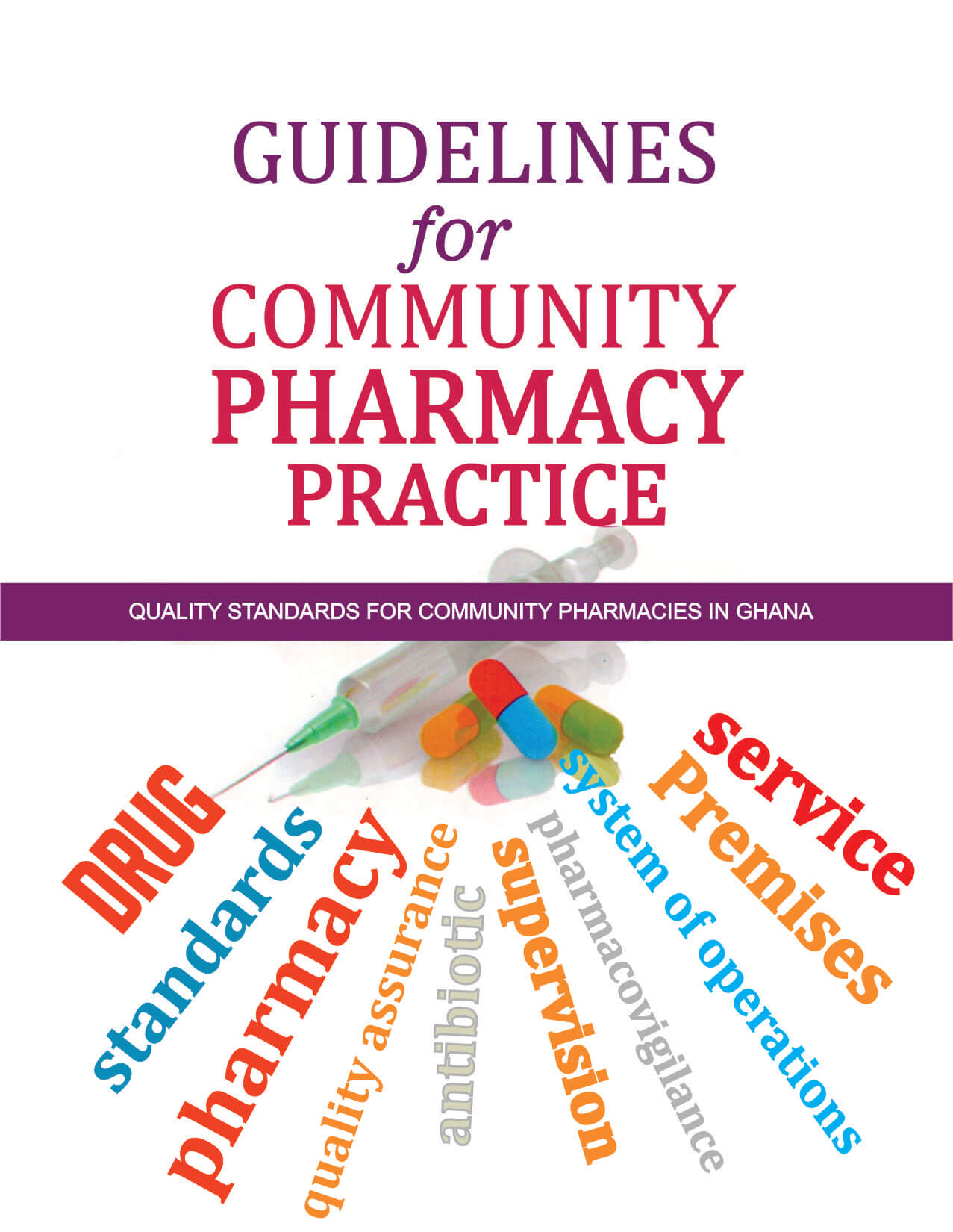 Guidelines for Community Pharmacy practice