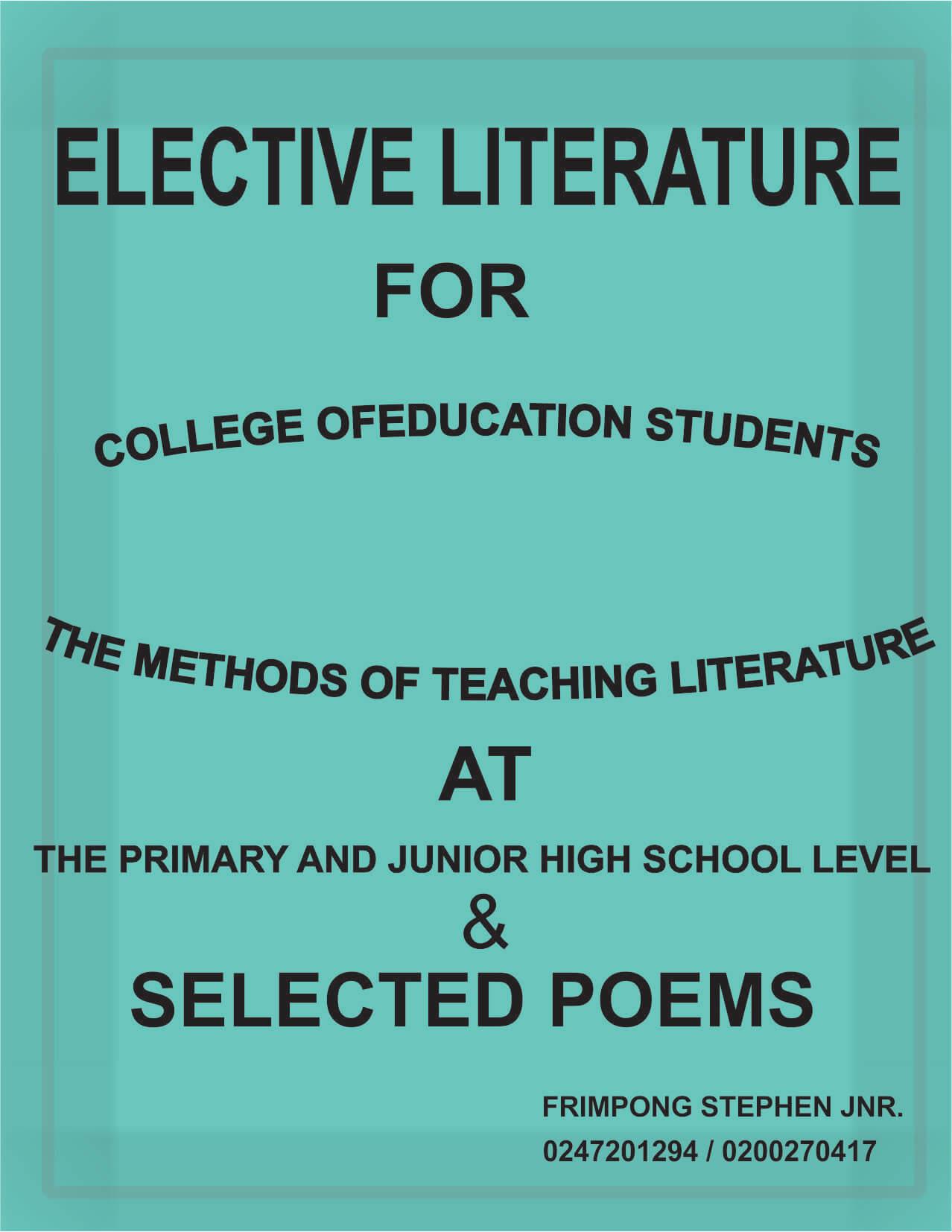 Elective Literature